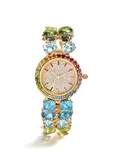 Dolce & Gabbana Rainbow crystal 34mm