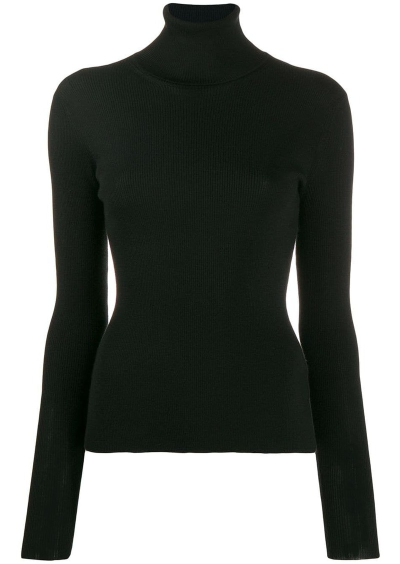 Dolce & Gabbana roll neck knitted top