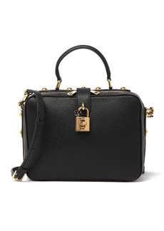 Dolce & Gabbana Rosario Leather Tote