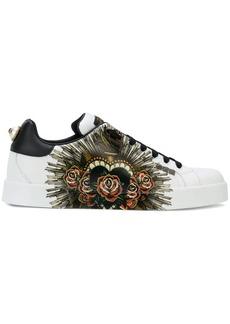 Dolce & Gabbana Sacred Heart Portofino sneakers