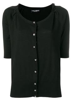 Dolce & Gabbana short sleeve cardigan