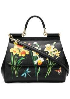 Dolce & Gabbana Sicily floral print bag