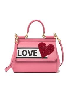 Dolce & Gabbana Sicily Love Handbag