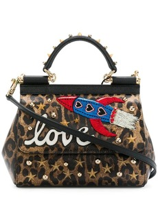 Dolce & Gabbana Sicily mini shoulder bag