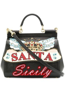 Dolce & Gabbana Sicily printed mini bag