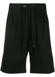 Dolce & Gabbana side panelled shorts
