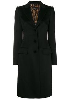 Dolce & Gabbana single-breasted coat