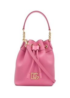 Dolce & Gabbana single handle bucket bag