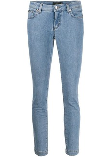 Dolce & Gabbana skinny cropped jeans