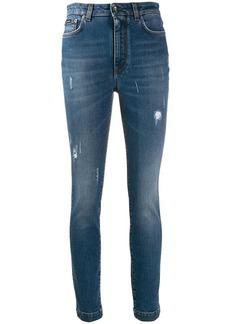 Dolce & Gabbana skinny fit jeans