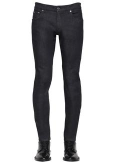Dolce & Gabbana Skinny Fit Stretch Cotton Blend Jeans