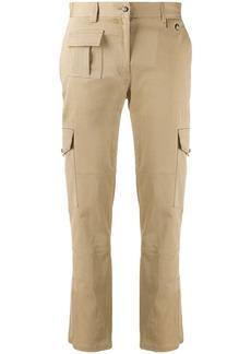 Dolce & Gabbana slim-fit cargo trousers