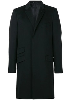 Dolce & Gabbana slim-fit single breasted coat