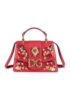 Dolce & Gabbana Small Millenial Top Handle Satchel