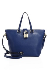 Dolce & Gabbana Small Leather Tote