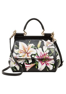 Dolce & Gabbana Small Sicily Crossbody Bag