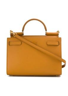 Dolce & Gabbana small Sicily leather satchel