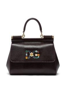 Dolce & Gabbana small Sicily top-handle bag