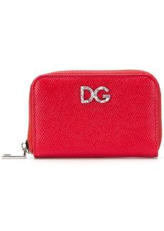 Dolce & Gabbana small zip around wallet