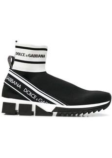 Dolce & Gabbana Sorrento sock-style sneakers