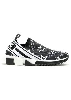 Dolce & Gabbana Sorrento star-print sneakers