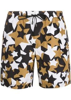 Dolce & Gabbana star print swim shorts