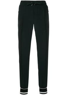 Dolce & Gabbana striped track pants