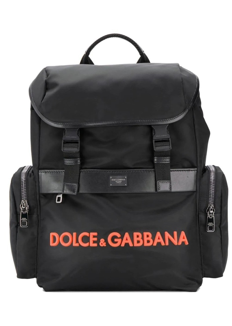 Dolce & Gabbana structured backpack