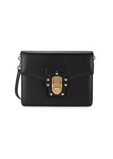 Dolce & Gabbana Studded Box Shoulder Bag