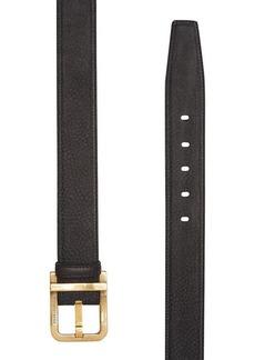 Dolce & Gabbana Suede Belt