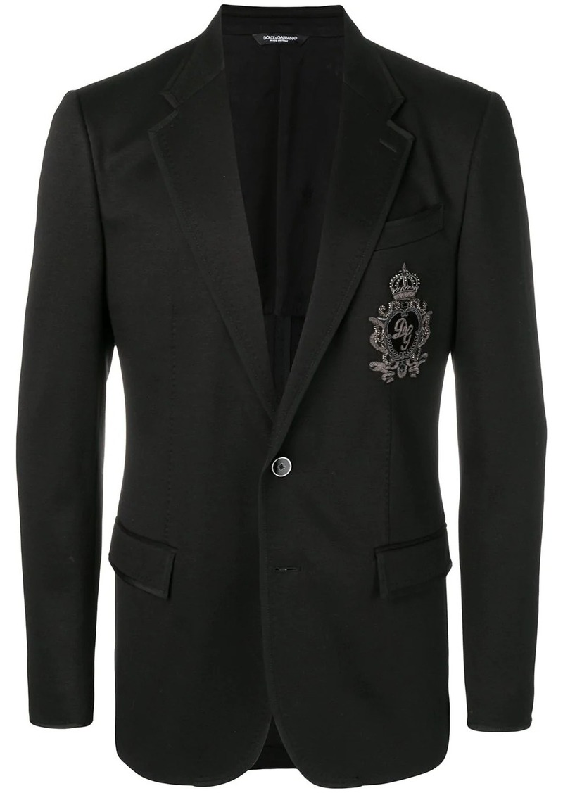 Dolce & Gabbana tailored fit blazer