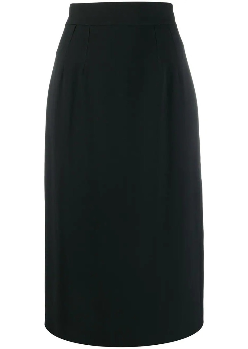 Dolce & Gabbana tailored pencil skirt