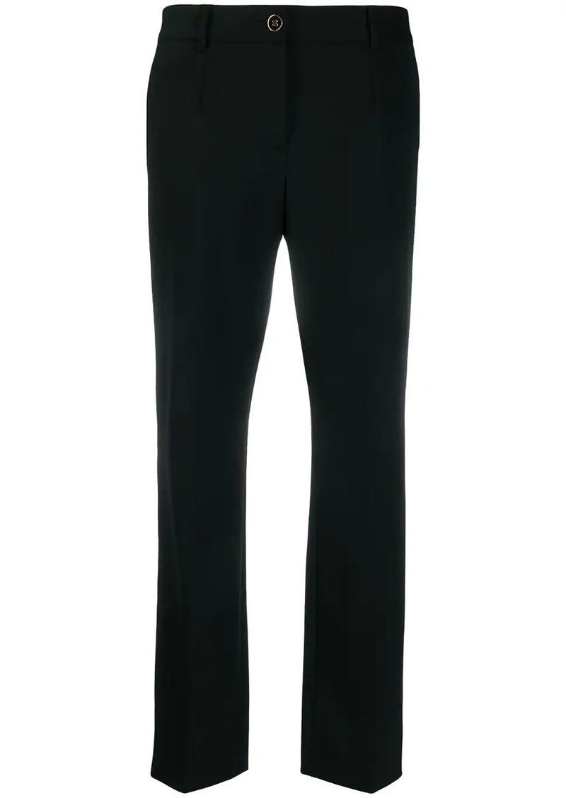 Dolce & Gabbana tailored straight leg trousers