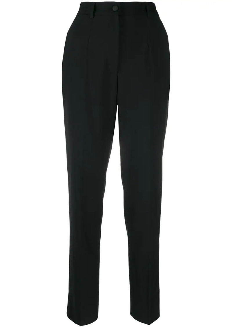 Dolce & Gabbana tailored straight-leg trousers