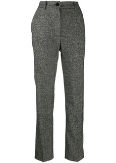 Dolce & Gabbana tailored tweed trousers