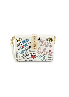 Dolce & Gabbana Take A Selfie Acrylic Box Crossbody Bag