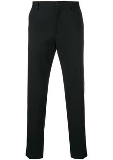 Dolce & Gabbana tapered cropped trousers