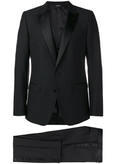 Dolce & Gabbana three-piece dinner suit