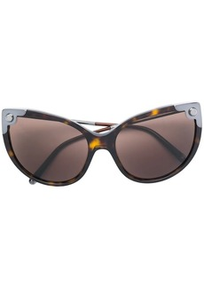 Dolce & Gabbana tortoiseshell cat-eye sunglasses