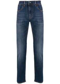 Dolce & Gabbana vintage slim-fit jeans