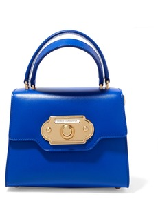 Dolce & Gabbana Welcome Small Leather Tote