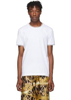Dolce & Gabbana White Under T-Shirt