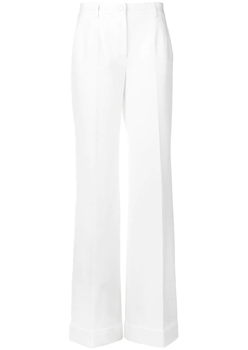 Dolce & Gabbana wide-leg trousers