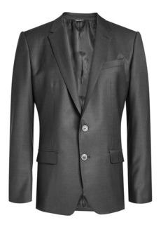 Dolce & Gabbana Wool Blazer with Silk