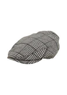 Dolce & Gabbana Wool Blend Tartan Hat