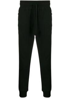 Dolce & Gabbana zip-detail track pants
