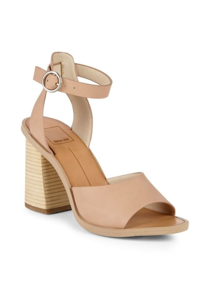 Dolce Vita Aaliyah Block Heel Sandals