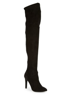 Dolce Vita Almond-Toe Over-The-Knee Boots