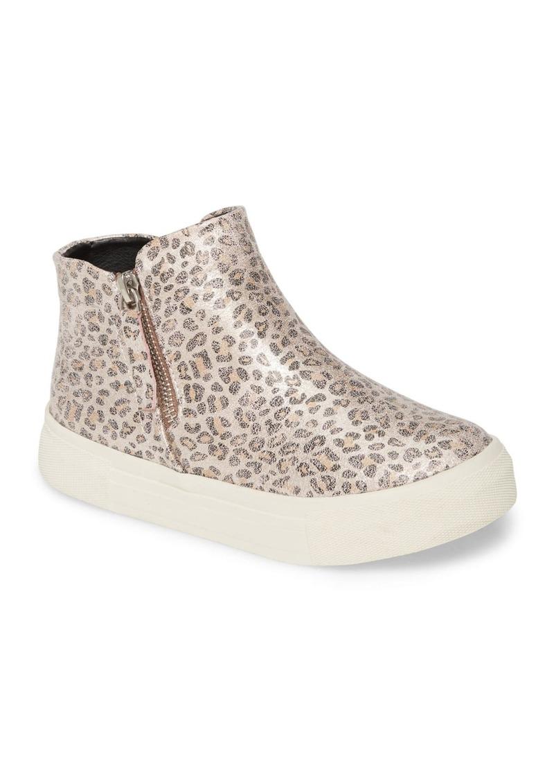Dolce Vita Cab Leaopard Print Sneaker (Toddler, Little Kid, & Big Kid)