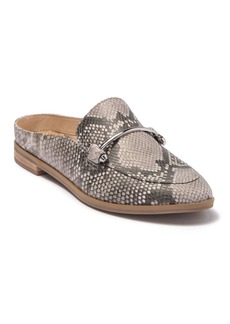 Dolce Vita Carcie Snake Embossed Leather Loafer